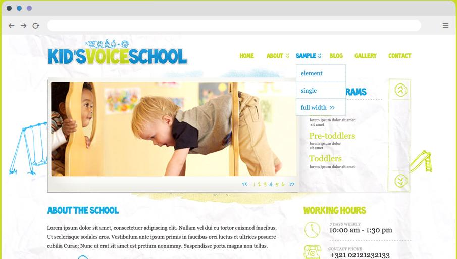 KidsTheme